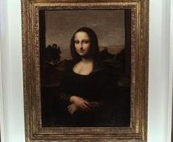 """""""Younger Mona Lisa"""" to be presented in Geneva"""