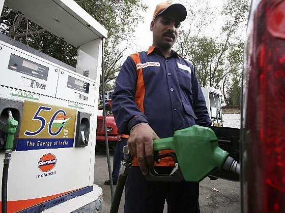 IOC slashes petrol price by 56 paise