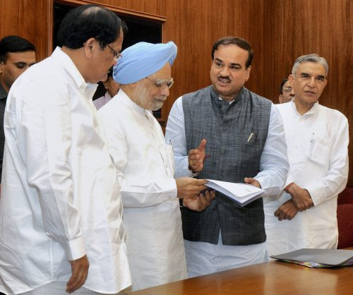 PM rejects Karnataka leaders' plea to stay Cauvery order
