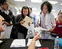 Hiring activities fall for 3rd straight month in Sept: Survey