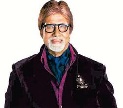 A 70-foot painting from Allahabad for Big B's 70th birthday