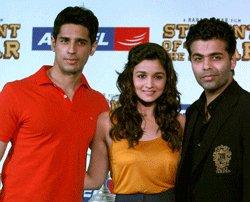 Alia has a crush on Ranbir Kapoor!
