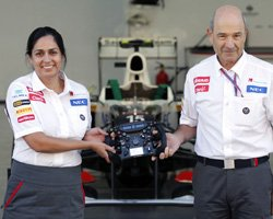India-born Monisha becomes first female F1 team principal