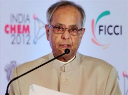 Legislation is serious business, Pranab tells politicians
