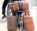 Strike in Kashmir to protest LPG cap