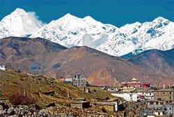 A Himalayan effort
