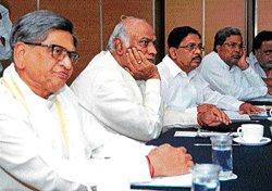 State govt bungled big time on Cauvery row: Congress