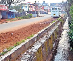 ` 30 cr for devt of roads, drains in Madikeri