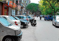 South Delhi parking lots set to become tech-savvy, user-friendly