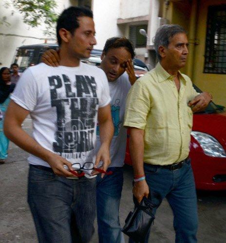 Rani Mukherjee's brother arrested for molesting screenwriter