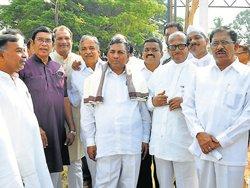 Parameshwar takes a dig at Deputy CM