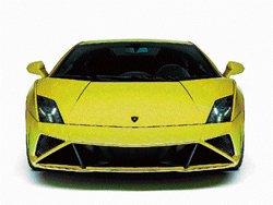 Lamborghini showcases new Gallardo