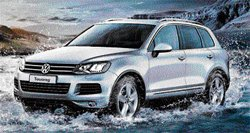 Volkswagen launches new Touareg in India