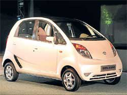 Tata Nano to hit US market