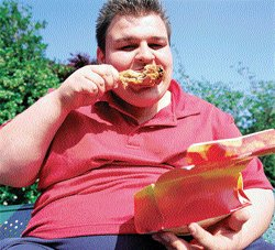 Obese teens likely to turn out impotent men