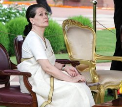 Sonia to visit Karnataka for second time in six months