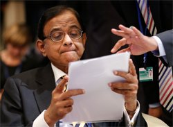 Chidambaram for correcting price distortion of petro products