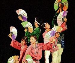 Celebration Japanese style