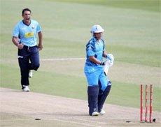 Titans thrash Auckland by 59 runs in CLT20