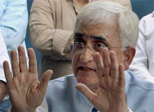 Cong disapproves Khurshid's remarks, Farrukhabad not his fiefdom: Oppn