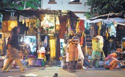 Fighting for room to breathe in Mumbai