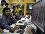 Sensex falls 110 pts on profit booking, weak global cues