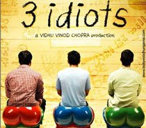 Top Chinese filmmaker likes '3 Idiots', says it reflects change