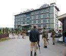 Militants attack 4-star hotel in Srinagar
