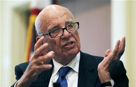 Murdoch eyes LA Times, Chicago Tribune