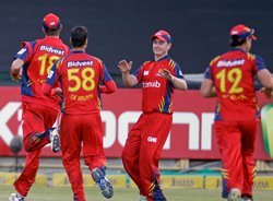 Lions enter semis of CLT20; Mumbai, Chennai crash out