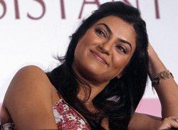 I want a Christian-style wedding: Sushmita Sen