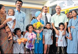 200 children to be treated under Sparsh Vachana