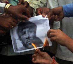 Home Ministry rejects Kasab's clemency plea