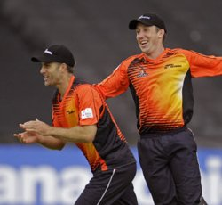 Perth Scorchers beat Auckland Aces by 16 runs in CLT20