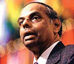 Rangarajan expects near 6 % GDP growth in current fiscal