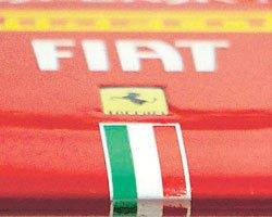 Ferrari move to sport naval logo on cars draws Delhi ire