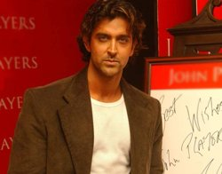 Hrithik Roshan Jaypee's choice for waving the flag