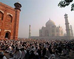 Delhi celebrates Eid-ul-Azha