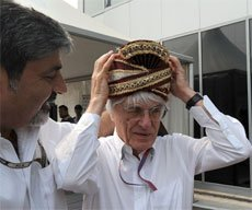 Indian GP will get better with time: Formula one boss