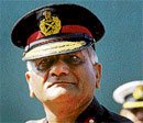 Another battle for next Army Chief