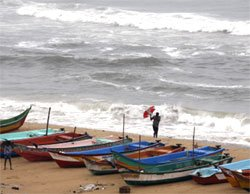 Nilam intensifies into severe cyclonic storm