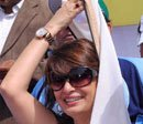 Women leaders condemn 'misbehaviour' towards Sunanda Pushkar