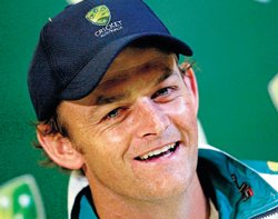 Gilchrist plays it safe with 'spin'
