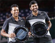 Bhupathi-Bopanna win Paris Masters