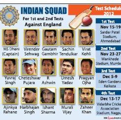 Yuvraj, Harbhajan back for England Tests