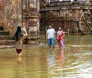 Flash floods displace hundreds in Odisha