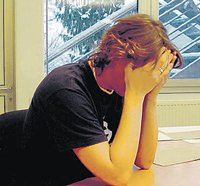 Stressed employees 40 pc more likely to fall sick