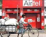 Bharti Airtel Jul-Sept Net down 29.7 pc to Rs 721 cr