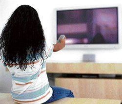 TV can be bad for your child