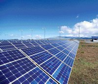 Japanese firm to build floating solar plants
